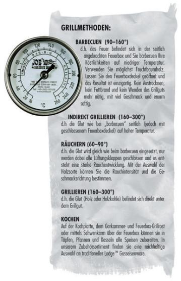 FLEISCHBRÄTEREY der DINNEDE MANUFAKTUR - GARMETHODEN DOUBLE DRUM BBQ SMOKER